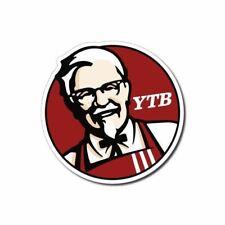 Yeah The Boys - KFC Sticker / Decal - Vinyl Car Window Laptop