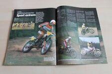 PS Sport Motorrad 3975) Teil II - 500er MC Vergleich Puch, Maico, KTM, Suzuki,