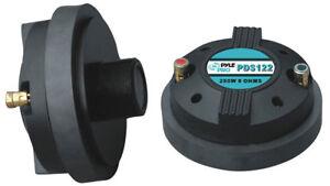 "Pyle - PDS122 - 1"" Aluminum Horn Driver 1-3/8""-18 TPI - SINGLE"