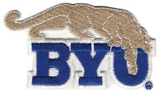 "1969-98 BYU BRIGHAM YOUNG COUGARS NCAA COLLEGE 3"" TEAM LOGO PATCH"