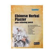 8Pcs Chinese Herbal Medicine Joint Arthritis Rheumatism Pain Relief Plaster