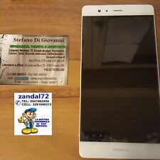 HUAWEI P9 PLUS VIE-L09 DISPLAY LCD + TOUCH SCREEN + FRAME ASSEMBLATO BIANCO