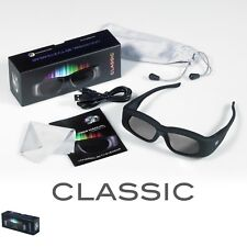 1 Pair Universal Rechargeable 3D Active Shutter Glasses for Sony TDG-BR100
