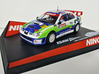 Scx Scalextric Slot Ninco 50471 Subaru WRC Costa Daurada 2007