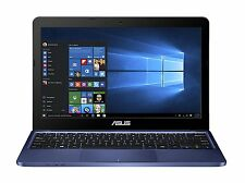 "ASUS X205TA-FD0061TS NOTEBOOK 11.6"" BLU (Atom Z3735, 2GB 32GB Windows 10"
