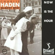 Charlie Haden-Quartet West Now is the hour (1996)  [CD]