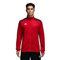 Mens Adidas Regista 18 Jacket Zip Tracksuit Top Football Size S M L XL XXL