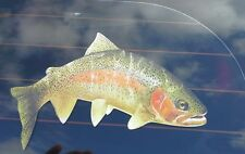 FISHING -TROUT - MUST HAVE -  STICKER