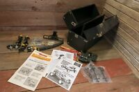 Vintage RARE Case & Miscellaneous Rc Parts Traxxas Operating Manual - SEE!