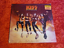 KISS Destroyer Resurrected 180-Gram USA Press Audiophile Vinyl!  MINT!