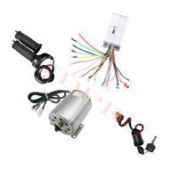 48V 1800W Electric Brushless Motor + Controller + Throttle Grips + Key Lock ATV