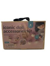 Make Me Iconic - Iconic Toy Doll Accessories Kit 11pc Set