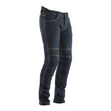 RST 2002 Aramid Tech Pro CE Men's Motorcycle Jeans Dark Was Blue 36