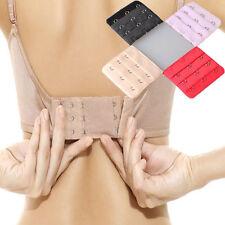20pcs Women Bra Extender Extension Strapless Underwear Strap 3 Hooks 3 Rows