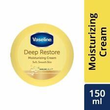 DEEP RESTORE MOISTURISING CREAM FROM VASELINE FOR DRY SKIN 150ML