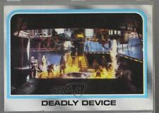 1980 Topps Star Wars: The Empire Strikes Back #199 Deadly Device Card 2u3