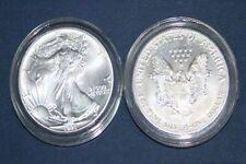 100 Airtite Coin Holder - American Silver Eagle Dollar