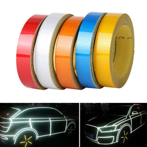 5M Car Body Styling Reflective Strip Motorcycle Bike Body Stripe Tape Sticker