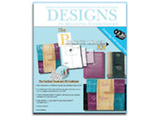 The Perfect Towel Kit by Designs in Machine Embroidery