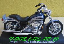 MOTO1/18 HARLEY DAVIDSON  FXDL DYNA LOW RIIDER 2002