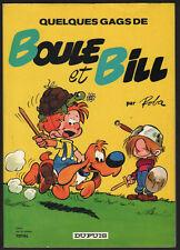 █ Quelques gags de BOULE et BILL Dupuis Total Souple █