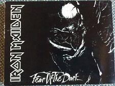 Iron Maiden, Fear of the Dark, lim. num. Promo Box, CD+VHS+Cassette, 1992 M/VG+