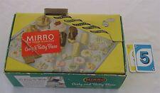 Vintage Mirro Cookie Press 0358 Box 12 Plates 3 Tips Recipe Spritz #95 EXCELLENT