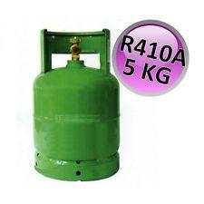 3S BOMBOLA RICARICABILE R410A R-410 KG 5 NETTI GAS REFRIGERANTE CLIMATIZZATORE