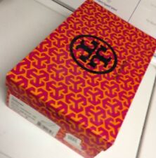 Tory Burch Logo Empty Shoe Box Gift Storage Craft Pink Orange Nordstrom