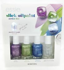 Essie Nail Lacquer- SLICK OILPAINT ARTIST Kit 2016- All 4 Shades 974-977