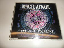 CD Magic Affair – Give me all your love