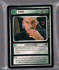 Star Trek CCG First Contact Complete 50 Card Rare Set M/NM