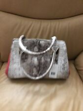 Ivanka Trump leather satchel