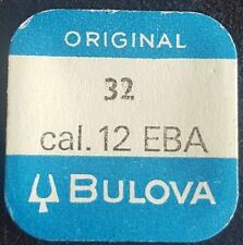 Bulova Caliber 12 EBA Part Number 32 (Ebauche 435) (Click)
