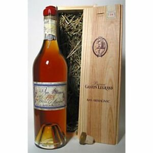 2 BOTTLES BAS ARMAGNAC 1998 GASTON LEGRAND 40%
