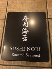 Japanese Shshi Nori Container Full Sheet