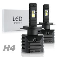 H4/9003 CREE LED Headlight Conversion Kit High/Low Beam 6000K White Light Bulbs