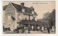 CPA PONT-L'EVEQUE - Hotel du Lion d'Or: France postcard (C26337)