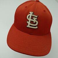 St Louis Cardinals New Era Fitted 7 1/8 Adult Baseball Ball Cap Hat