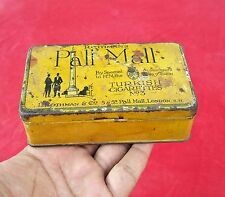 ANTIQUE ROTHMANS PALL MALL SPECIAL EDITION TURKISH NO.3 CIGARETTE TIN , ENGLAND