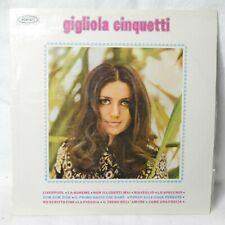 """GIGLIOLA CINQUETTI """"S/T"""" 1969 (EPIC/MONO/44045/BRAZIL) VG+/EX!!"""