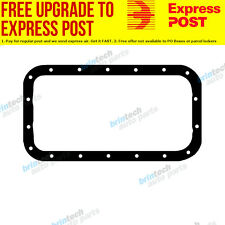 1985-1988 For Holden Scurry NB F10A Suzuki Engine Oil Pan Sump Gasket J