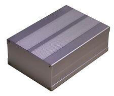 Silver Aluminum Project Box Enclosure Case Electronic Diy 153x105x55mm Medium