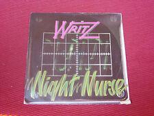 "Writz – Night Nurse     EX    1979    7"""