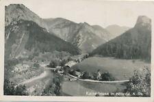 AK aus Kaiserbrunn im Höllental, Niederösterreich    (P4)
