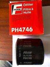 Fram PH4746 Oil Filter - Fits Micra 82-92