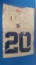 NIP Mitchell & Ness Throwback Jersey #20 Barry Sanders Detroit Lions Size M