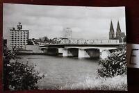 Postkarte Ansichtskarte Brandenburg Frankfurt Oder Blick vom polnischen