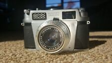 1959 Leidolf Lordomatic llr name variant Unimark ll 50mm F:2.8 automatic  Camera