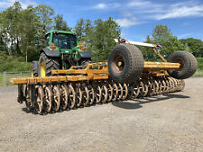 More details for simba 6 meter press✅hydaulic lift✅double press, rear cultivator, heavy duty